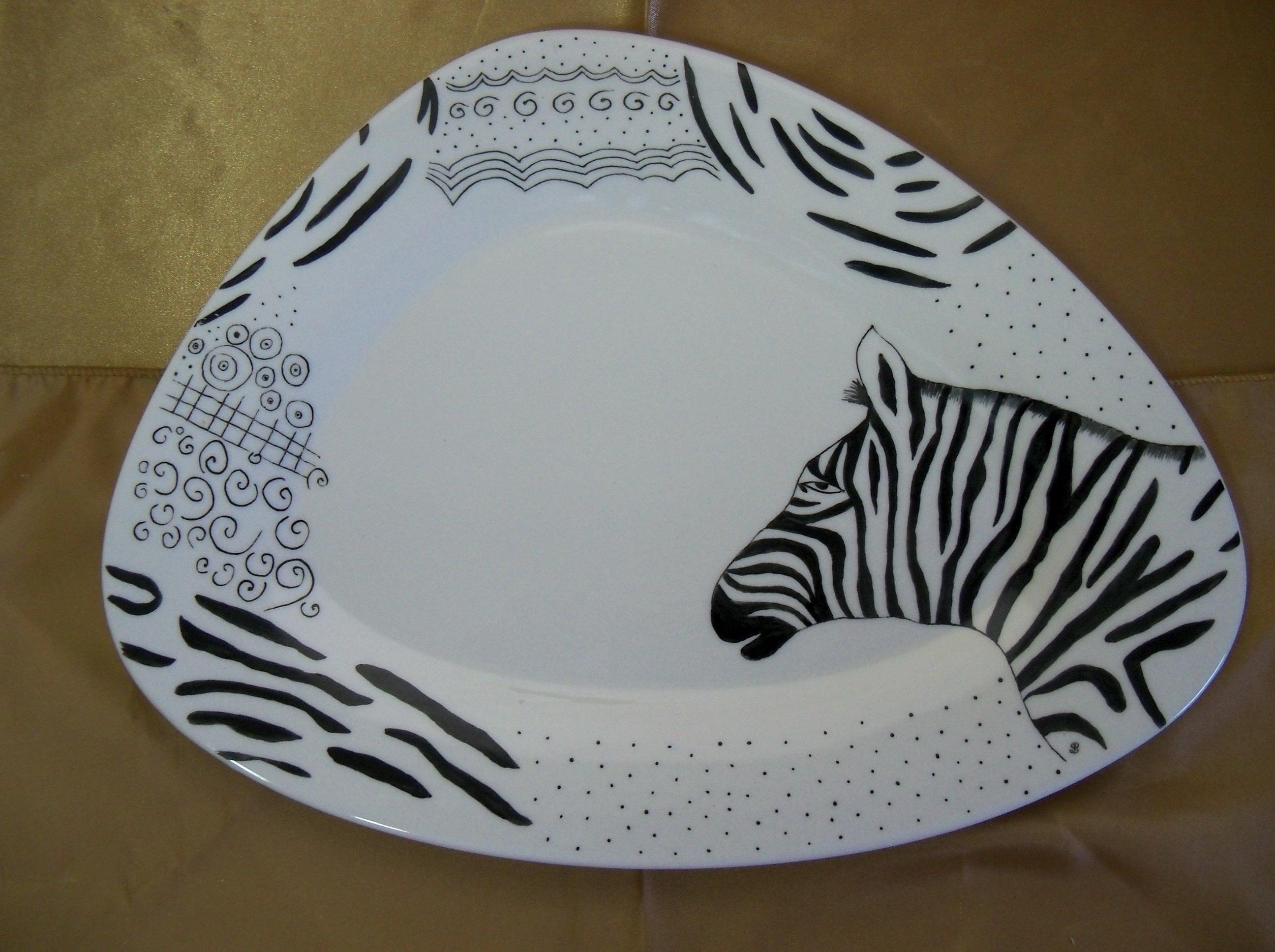 Peinture Sur Porcelaine Assiette l'atelier de béatrice – la faîence